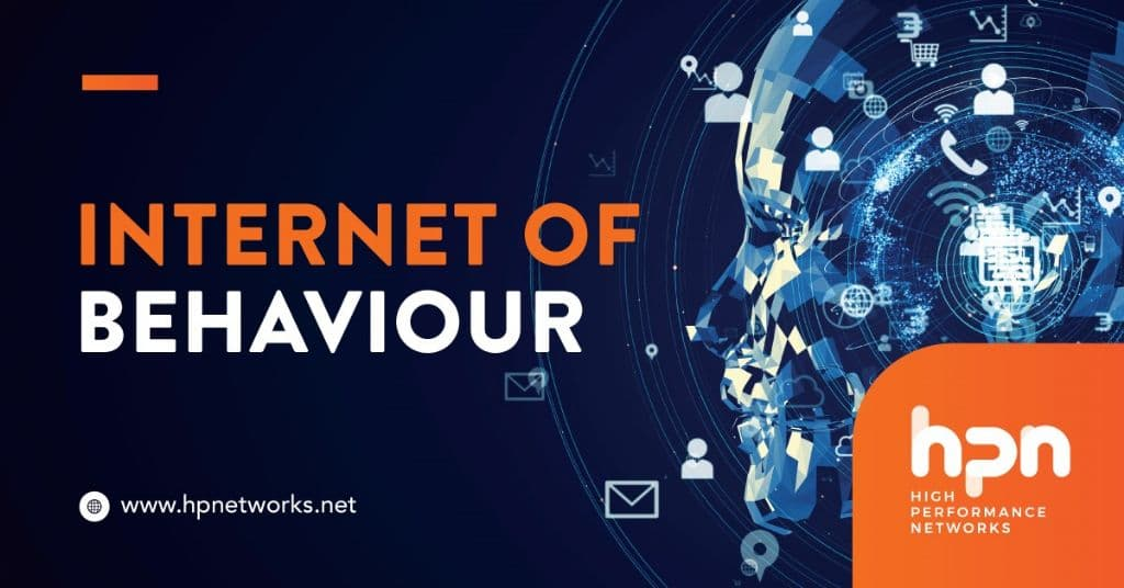Internet of Behaviour